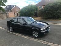 BMW 320 i 2.2 L 12m MOT Amazing Condition