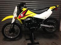 Suzuki jr 80cc kids motocross