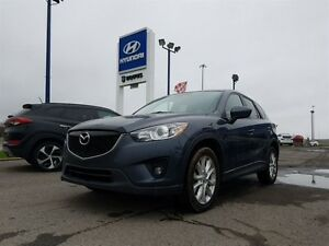2013 Mazda CX-5 GT, CUIR, TOIT OUVRANT , MAG!!!