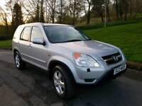 Honda crv 4x4 jeep lovely condition