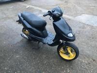Fastest 125cc moped scooter vespa honda piaggio yamaha gilera peugeot ps pcx