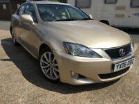 Lexus is250 automatic+ leather