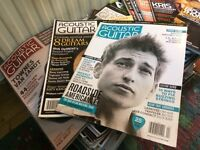FREE - Acoustic and Acoustic Guitar Magazines