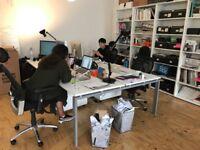 4 person quality designer desk