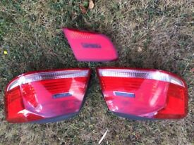 BMW e93 2008 rear light units. 3 pieces. Bargain.