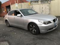 Bmw 525d Automatic - 2005 - Mot&Tax - Damaged - Leathers - not Audi vectra Passat Mondeo accord