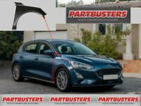 Ford Focus 2018 - ON Front Wing Driver Side Right New Primed Insurance Approved