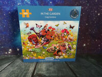 Gibsons In The Garden 500 Piece Jigsaw Puzzle