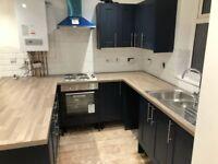 High quality kitchen fitting/door hanging/flooring