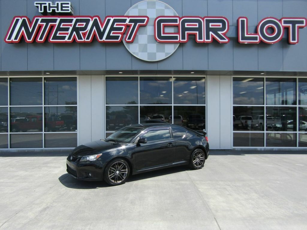 2012 Scion tC, Black with 117058 Miles available now!