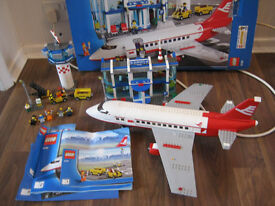 Lego City Airport 3182 Complete With Box