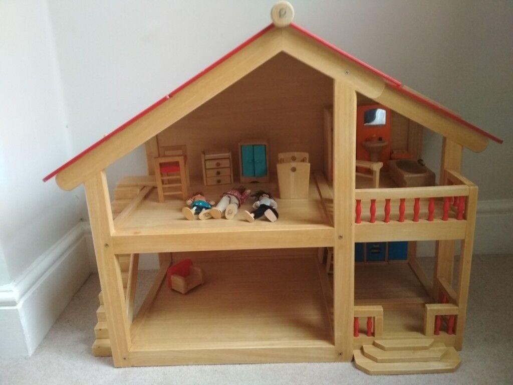 Wooden Dolls House In Windmill Hill Bristol Gumtree