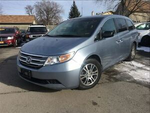 2011 Honda Odyssey EX DUAL POWER SLIDING DOORS BACK UP CAMERA CL