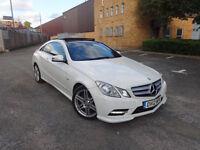 Mercedes-Benz E Class E250 Cdi Blueefficiency Ss Sport Auto Diesel 0% FINANCE AVAILABLE