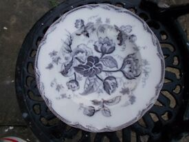 Antique Wedgwood Water Nymph bowl