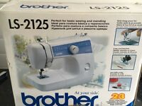 Sewing machine brother LS 2125