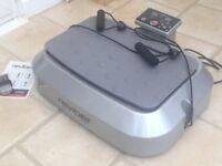 Reviber Plus Oscillating Vibration Plate Machine