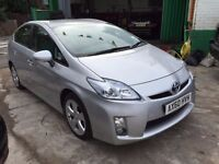 2011 TOYOTA PRIUS T4 1.8 VVTI CVT, 1 OWNER, 25200 GENUINE MILES FULL SERV HISTORY IDEAL FOR PCO TAXI