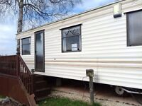 STARTER HOLIDAY HOME IN GOOD CONDITION WITH GREAT CHOICE OF PLOTS