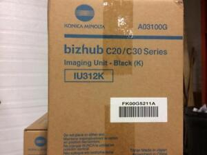 Sale-KONICA MINOLTA BIZHUB Toners and Imaging Unit. 75$ Brand new in Box.