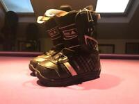 Burton Snowboarding boots. Size 4