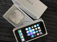 iPhone 6 Excellent condition, unlocked , boxed