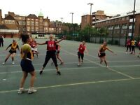 Looking for players to join our Camden ladies and mixed netball teams!