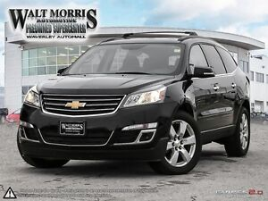 2016 Chevrolet Traverse LT - REAR VIEW CAMERA/SENSORS, REAR AIR