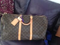 Louis Vuitton Hold-all. Immaculate condition used once still boxed up