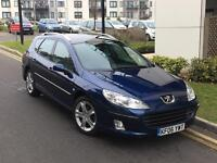 PEUGEOT 407 SW 2.0 16V SE AUTOMATIC*PAN ROOF*