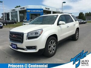 2013 GMC Acadia SLT| FWD| Leather