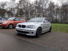 BMW 120D, MOT Jan 19, 98k - Swap for Estate 320D 520D ect.