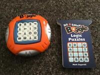 Boggle Game + Puzzlebook