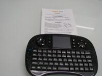 Xebec-Tech Hand Held HTPC Bluetooth Keyboard