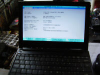 ACER ASPIRE ONE D255 1.6 GHz cpu.2gb ram.350gb hard drive.