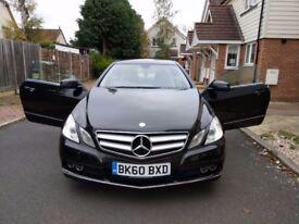 Mercedes Benz E Class E220 CDI Blueefficiency SE .. Immaculate