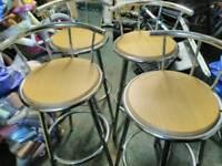 Kitchen stools x4