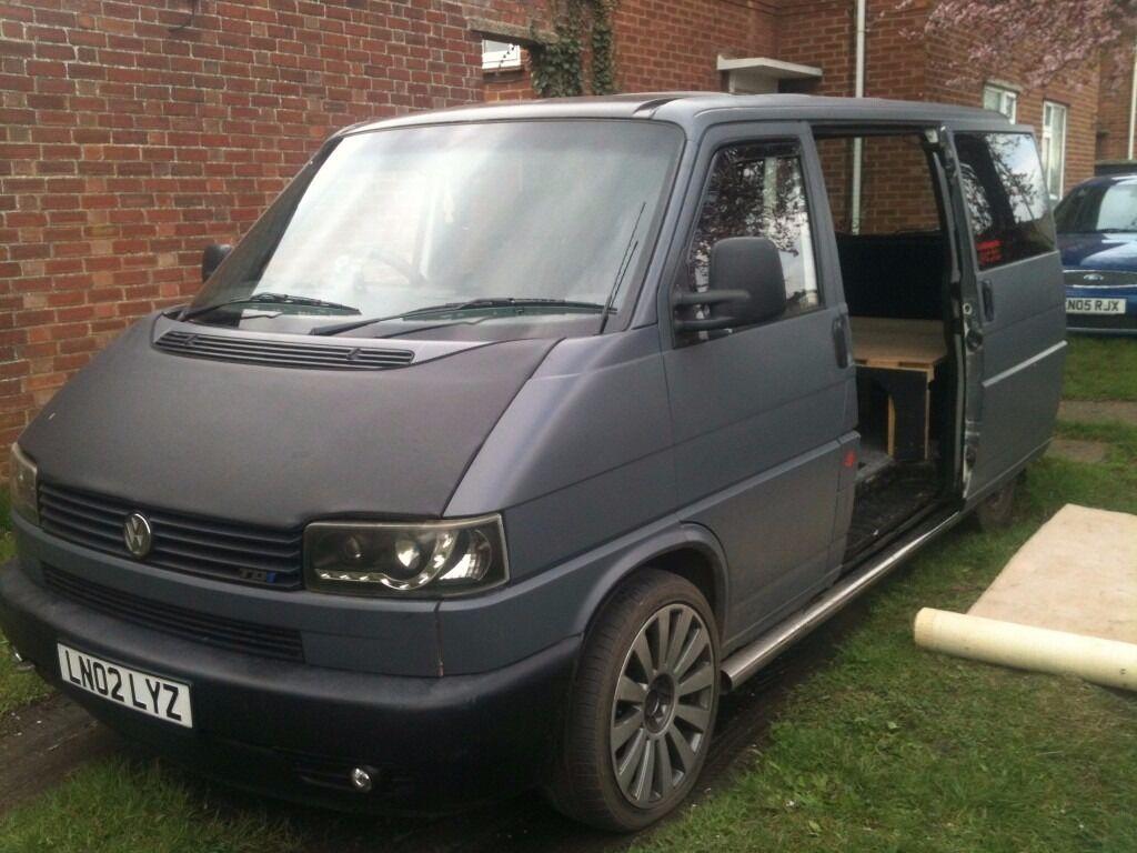vw transporter t4 2 5 camper day van converted in norwich norfolk gumtree. Black Bedroom Furniture Sets. Home Design Ideas