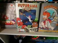 Futurama and south park