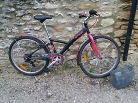 Girls Btwin Bicycle