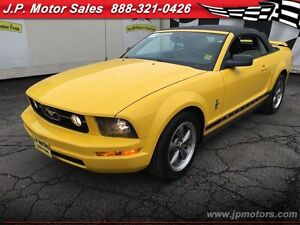 2006 Ford Mustang V6, Automatic, Leather, Convertible Oakville / Halton Region Toronto (GTA) image 9