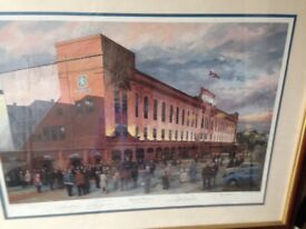 Limited addition rangers picture