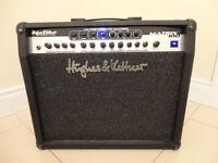 Hughes & Kettner Matrix 100 Guitar Amplifier (100 watt)
