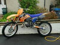 KTM SX125 2004