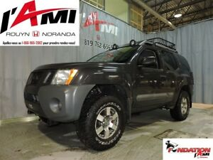 2010 Nissan Xterra Off Road LIFT KIT 3''