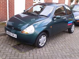 ford ka collection only 37450mls mot oct 18