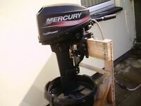 2002 10hp mercury salepower