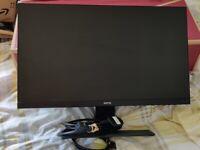 BenQ GL2580HM - LED Monitor - Full HD (1080p) - 24.5 inch