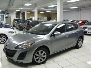 2010 Mazda MAZDA3 MANUAL! LOADED!FULLY CERTIFIED@NO EXTRA CHARGE