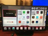 42INCHES LG HD SMART TV WITH REMOTE IN PERFECT WORKING CONDITION
